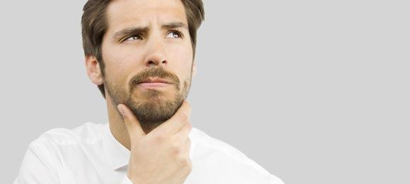「男 考える」の画像検索結果