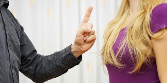 彼氏が怖い?!女性が絶対付き合ったら不幸になる男の特徴のイメージ画像
