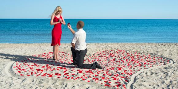 今年こそ彼からプロポーズ!結婚を意識させる為の8つの言葉のイメージ画像