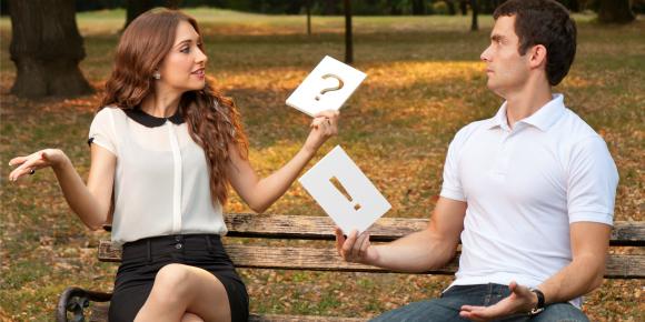 【恋愛の失敗パターン】戦略をたてる女と駆け引きが嫌いな男たちのイメージ画像
